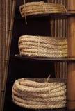 Rep på hyllan arkivbilder