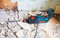 Repair in apartment. Royalty Free Stock Photo