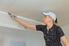 Repair of apartments Stock Images