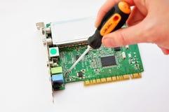 Free Repair Chips Stock Image - 23091231