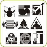 Repair and construction - set of vector icons Royalty Free Stock Photos