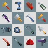 Repair construction tools Stock Images