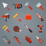 Repair construction tools Stock Photo