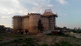 Repair Fortress Stock Image