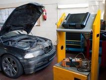 Repair garage Royalty Free Stock Images