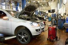 Free Repair Garage Royalty Free Stock Photo - 24854015