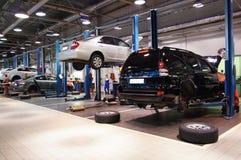 Free Repair Garage Stock Image - 34354051
