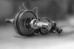 Repair gear. Royalty Free Stock Images