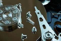 Repair hard disk Stock Photography