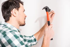 Repair home Royalty Free Stock Image