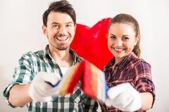 Repair home Stock Image