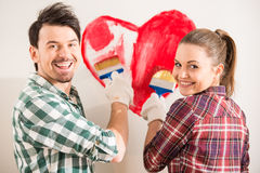 Repair home Royalty Free Stock Photography