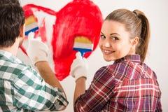 Repair home Royalty Free Stock Photos
