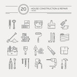 Repair Icons stock illustration