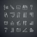 Repair Icons Stock Photos