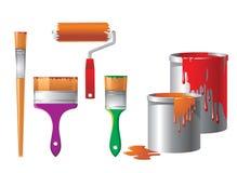 Repair instruments Stock Image