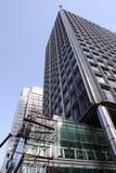 repair large building at beijing Royalty Free Stock Images