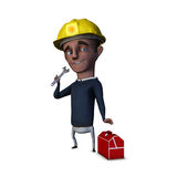 Repair Man Royalty Free Stock Photo