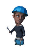 Repair Man Royalty Free Stock Images