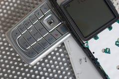 Repair mobil telephone Royalty Free Stock Image