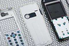 Repair mobil telephone Stock Photography