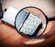 Repair mobiles Stock Images