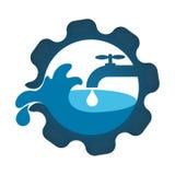 Repair plumbing business Royalty Free Stock Photos