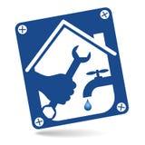 Repair plumbing Stock Image