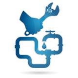 Repair plumbing Stock Images
