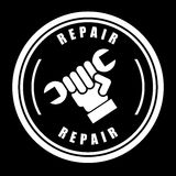 Repair service Royalty Free Stock Photography