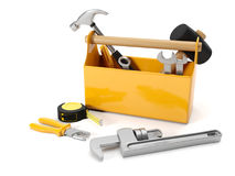 Repair services Royalty Free Stock Photography