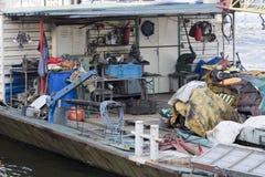 Repair ship Royalty Free Stock Photos