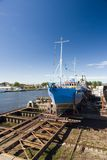 Repair shipyard Stock Photos