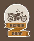 Repair shop Royalty Free Stock Photography