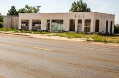 Repair Shop to Cafe Royalty Free Stock Photos