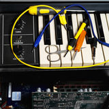 Repair Of Synthesizer Royalty Free Stock Photos