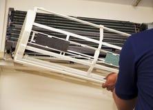 Repair technicians Stock Images
