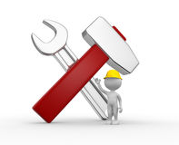Repair tools Royalty Free Stock Images