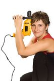 repair women Στοκ φωτογραφίες με δικαίωμα ελεύθερης χρήσης