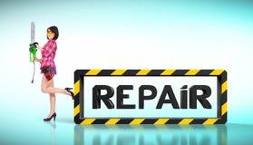 Repair Royalty Free Stock Image