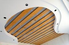Repairing ceiling Royalty Free Stock Image