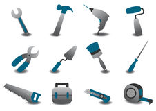 Repairing tools Stock Photo