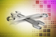 Repairing tools Royalty Free Stock Photography