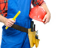 Repairman Royalty Free Stock Photography