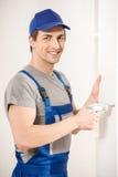 Repairman Stock Photo