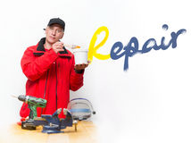 Repairs Royalty Free Stock Photos