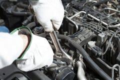 Reparação de automóveis fotos de stock