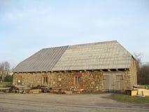 Reparação do telhado Foto de Stock Royalty Free