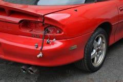 Reparación de Chevrolet Imagen de archivo