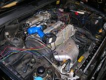 Reparación del coche Foto de archivo